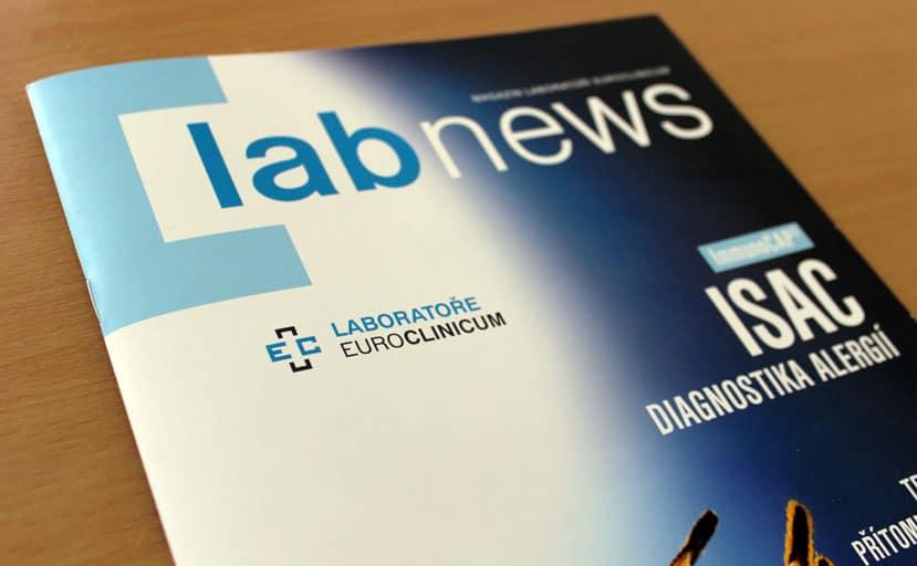 LabNews - titulní strana