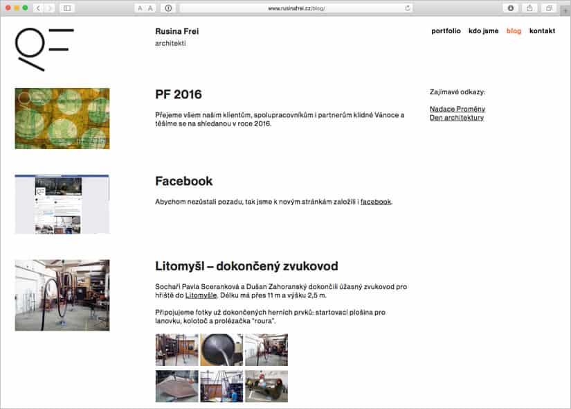 RFA blog